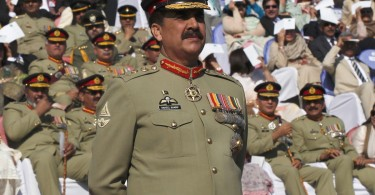 Pakistan, Pakistan Army, Gen. Raheel Sharif, Extension, COAS