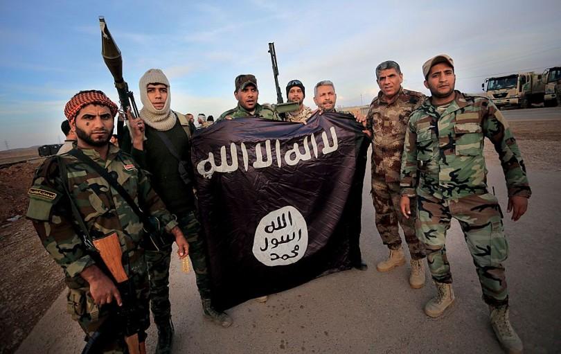 ISIS, Islamic State, Terrorism, Paris Attacks,