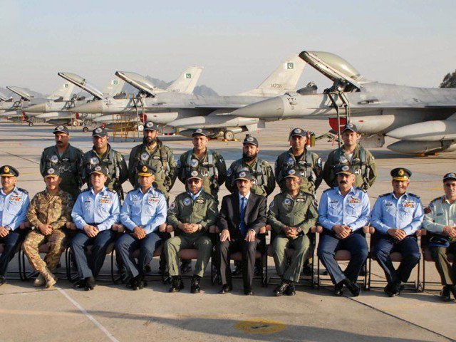 Why Does Pakistan Air Force Love The F 16 Stratagem
